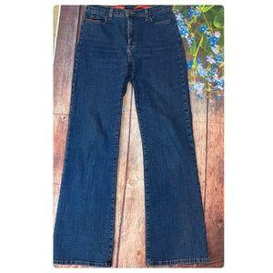 NYDJ Tummy Tuck Boot Cut Jeans Size 8 Style 400D